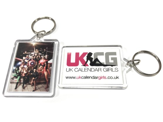 Exclusive Keyrings Front Cover & Dodgems