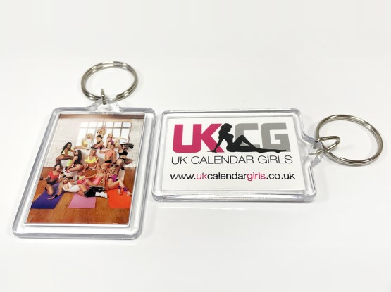 Exclusive Keyrings Front Cover