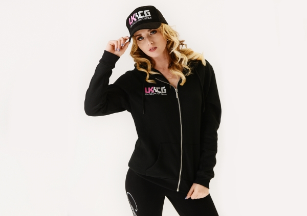 Official UKCG Branded Hoodie Quality Hooded Jacket #5